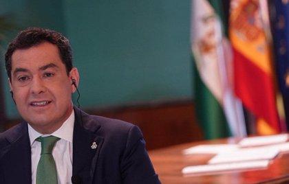 """Cvirus.- Moreno vería """"catastrófico perder"""" este verano y apuesta por """"corredores seguros"""" con Reino Unido"""