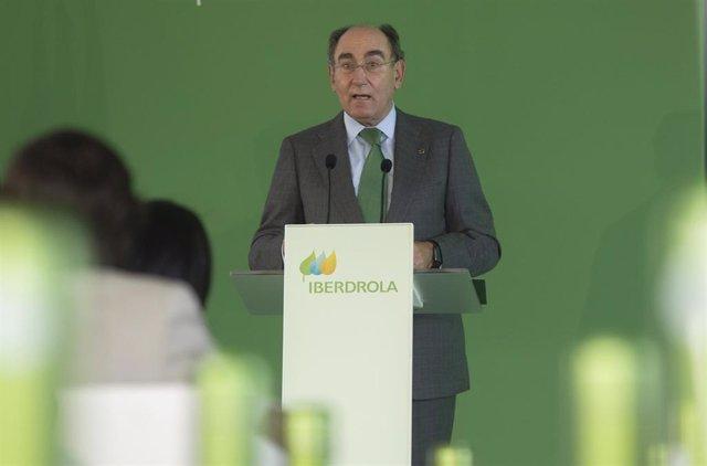 Archivo - El presidente de Iberdrola, Ignacio Sánchez Galán