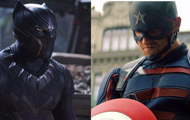¿Black Panther En Falcon Y El Soldado De Invierno?