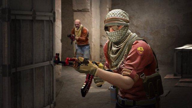 Grupo terrorista en Counter Strike: Global Offensive