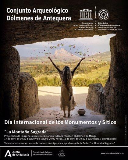 La Consejería de Cultura celebra el Día de los Monumentos y Sitios con actividades en Los Dólmenes