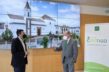 Contigo.- Las Navas centra su asignación del plan en mejoras en el Ayuntamiento, ciclo hidráulico e inversiones
