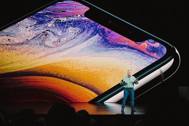 Evento de Apple en el Steve Jobs Theatre
