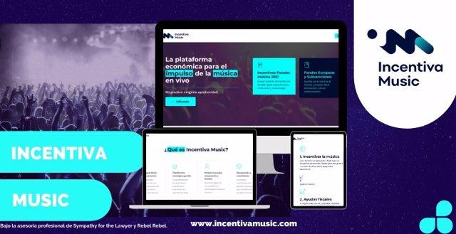 Se pone en marcha Incentiva Music, una plataforma de financiación para la música en vivo