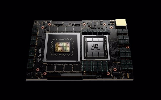 CPU Grace de Nvidia.