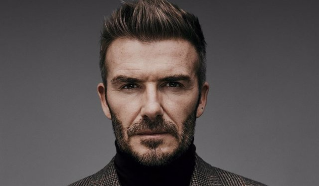 Archivo - David Beckham protagonizará Save Our Squad, serie de fútbol de Disney+