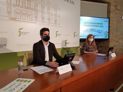 MásJaén.- Diputación lanza las convocatoria de ayudas del Programa Reto Demográfico con cuatro millones de euros