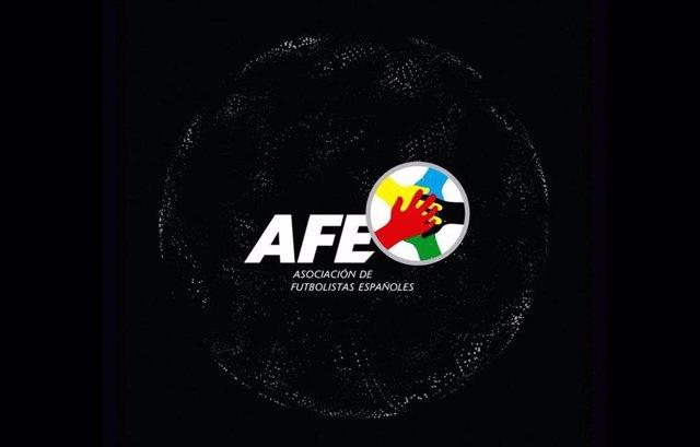 Archivo - Logo de la Asociación de Futbolistas Españoles (AFE)