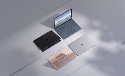 Microsoft anuncia Surface Laptop 4, con procesadores Intel o AMD