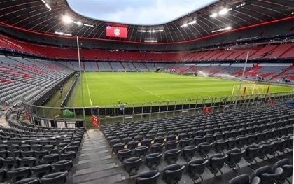 La Federación Alemana de Fútbol presiona a Múnich para que permita espectadores en la Eurocopa