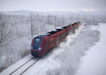 CAF se adjudica un contrato de 250 millones de euros para el suministro de trenes en Suecia