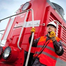 Trabajador de DB Bahn