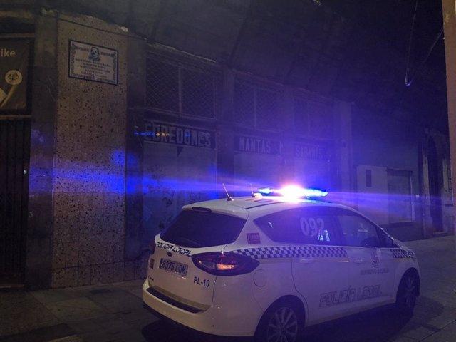 Archivo - Coche de la Policía Local en una imagen de archivo.