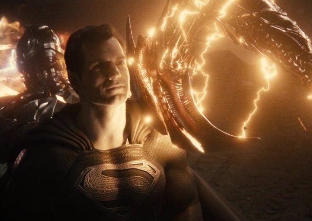 El Superman de Henry Cavill en el Snyder Cut de Liga de la Justicia