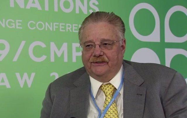 Archivo - El ministro y secretario privado para Políticas Nacionales de Nicaragua, Paul Oquist