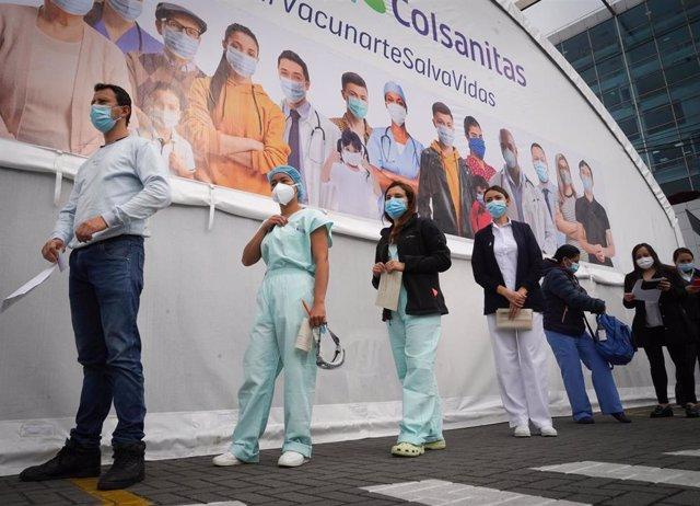 Plan de Vacunación en Colombia