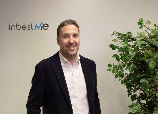 Luis Valero, nuevo COO/CFO de investME