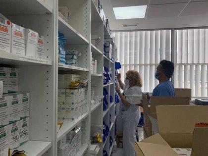 El Clínico se suma al convenio regional para ofrecer medicamentos de dispensación hospitalaria en las farmacias