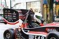 El monoplaza eléctrico Formula Student Bizkaia de la temporada 2020/21 recorrerá este sábado las calles de Bilbao