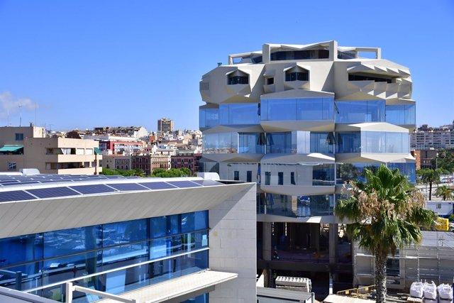 Arxiu - Seu del Port de Tarragona.