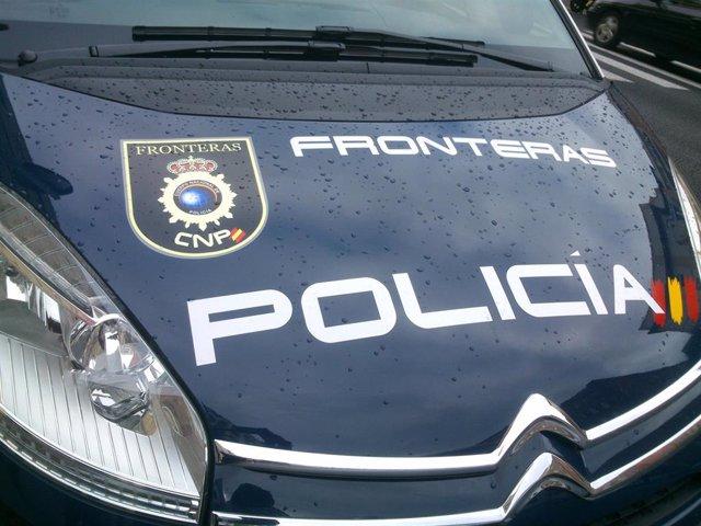 Archivo - Vehículo de la Policía Nacional en una imagen de archivo.
