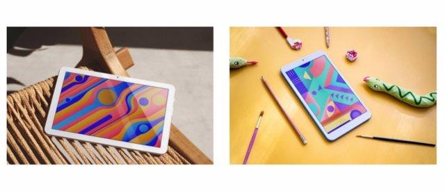 Segunda generación de las tabletas Gravity y  Lightyear