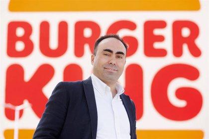 Burger King nombra a Jorge Carvalho director general de España y Portugal