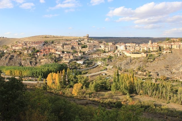 Sepúlveda (Segovia, Castilla y León).