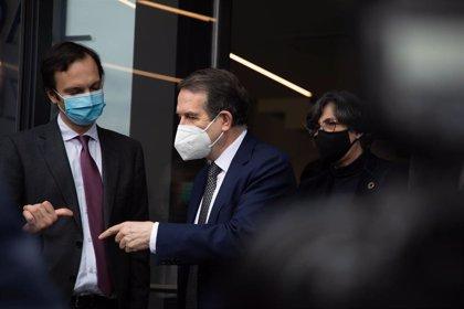 """Caballero (FEMP) defiende la armonización y la """"fiscalidad congruente"""" para el conjunto de España"""