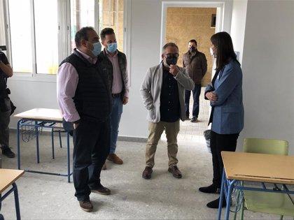 Educación.- El instituto Fuente Luna de Pizarra, centro pionero en la provincia en energía adiabática