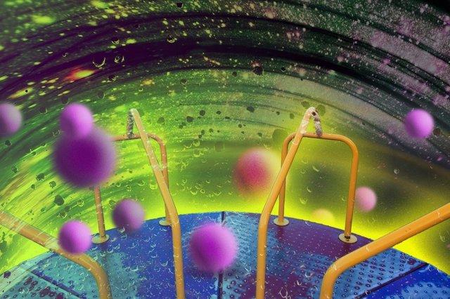 Los agujeros negros de giro rápido reducen la búsqueda de partículas de materia oscura