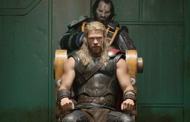 Chris Hemsworth vuelve a cambiar de look en Thor 4: Love and Thunder