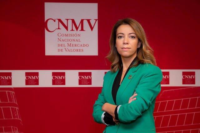 Archivo - Montserrat Martínez Parera, vicepresidenta de la CNMV