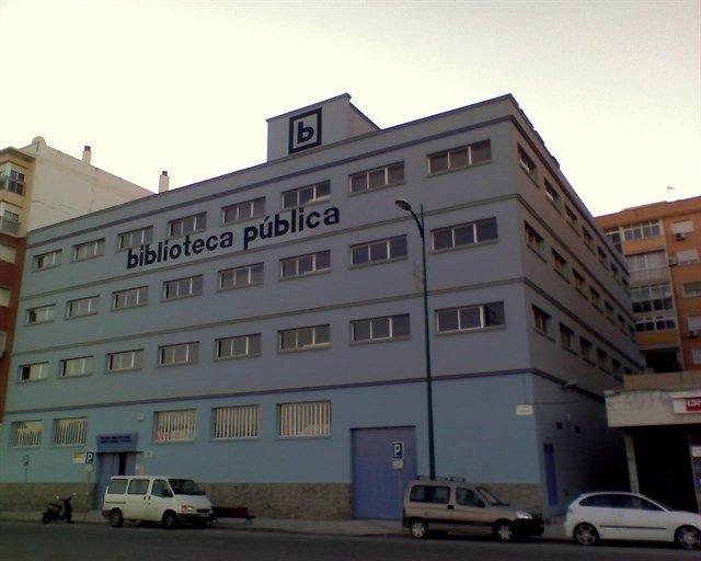 Archivo - Biblioteca Provincial de Málaga
