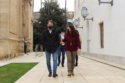"""Adelante acusa a PP, Cs y Vox de """"vetar"""" en el Parlamento una pregunta a la Junta sobre la situación de Helena Maleno"""