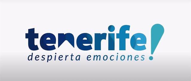 Logo de la nueva marca de Turismo de Tenerife