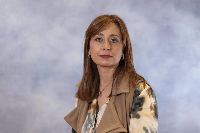 La delegada de Gobierno Interior de la Diputación de Córdoba, Felisa Cañete.