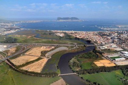 Puertos.- La Zona Franca adjudica la obra del Recinto Fiscal Bahía de Algeciras a la UTE Carmin-Elecnor