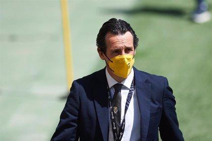 """Emery: """"Tenemos que estar siempre de pie y con cabeza fría"""""""