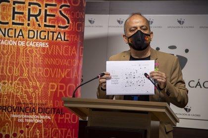 La Diputación de Cáceres presenta los nuevos polígonos industriales eco-digitales alineados con la Nueva Bauhaus