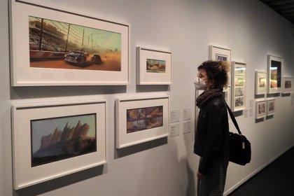 El CaixaForum de Girona repasa el proceso creativo de los personajes de Pixar en una exposición