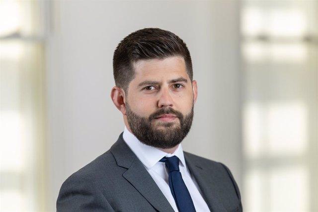 Jason Guthrie, responsable de Mercado de Capitales y Activos Digitales de WisdomTree en Europa