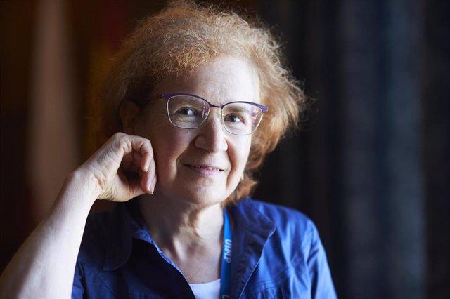 Archivo - La viróloga e inmunóloga Margarita del Val