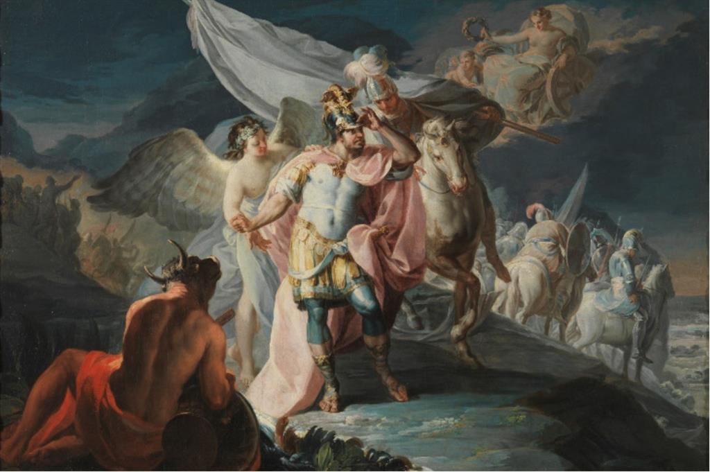 El Museo del Prado recibe la donación de la primera obra documentada de Goya
