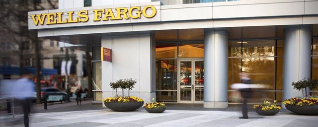 Archivo - Oficina de Wells Fargo