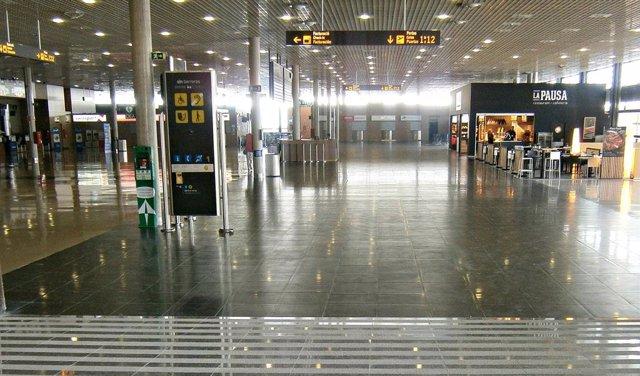 Archivo - Aeropuerto de Reus