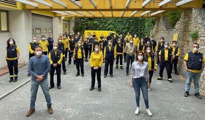 Correos reconoce a los carteros de Marbella con el Premio Nacional de Excelencia 2020