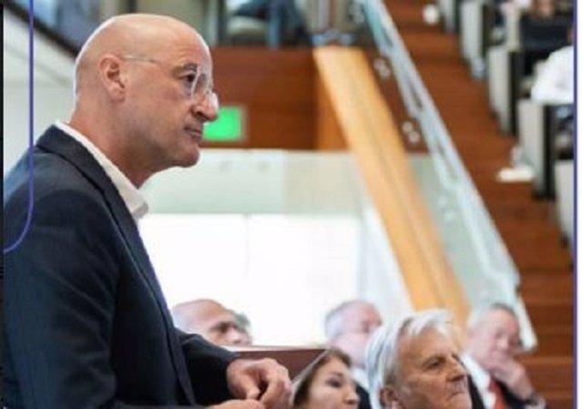 Archivo - Joachim Fels, director general y asesor económico global de Pimco