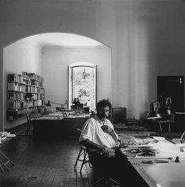 Arxiu - L'arquitecte Enric Miralles.
