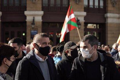 """Otegi a los """"nuevos fascistas"""": """"Toca proclamar repúblicas en las naciones del Estado"""""""